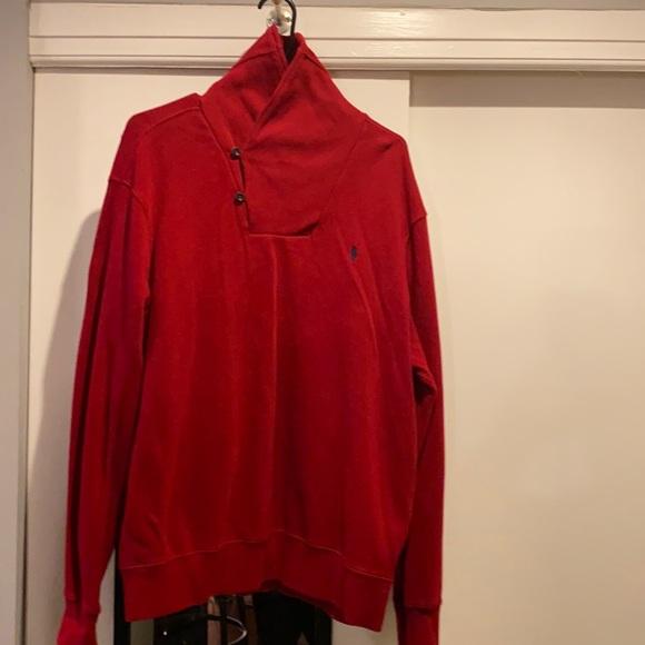 Ralph Lauren Shawl Collar Sweater size 2x